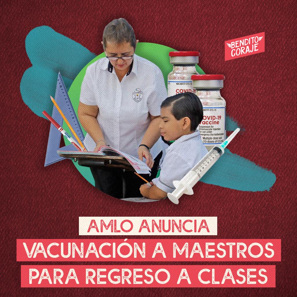 México vacunación