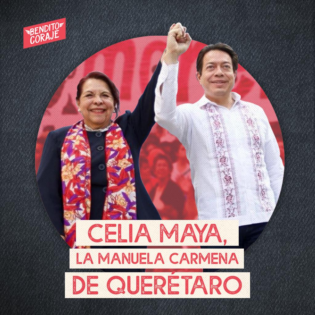 Celia Maya Querétaro